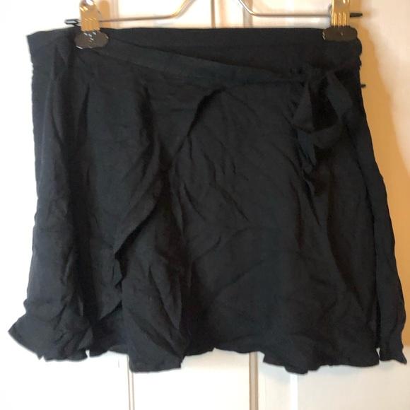 NWT Forever 21 Wrap Mini Skirt